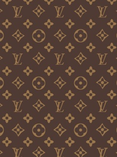 Кисть - Louis Vuitton.